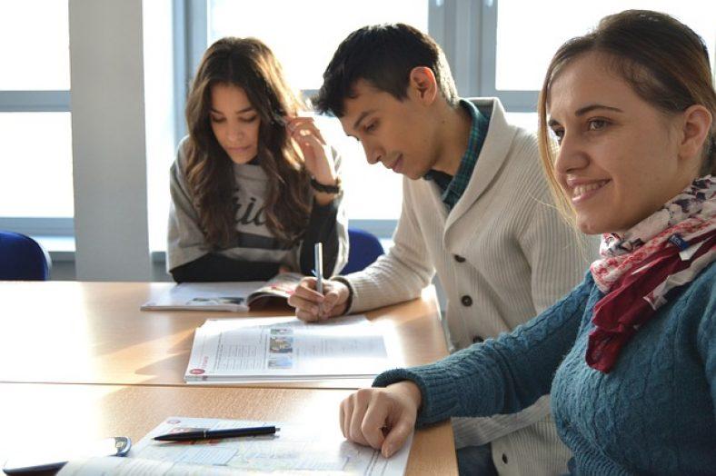 Clases online, ejercicios de inglés